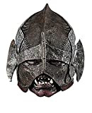 Rubie's Costume Men's Lord Of The Rings Deluxe Adult Uruk-Hai Mask, Multicolor, One Size