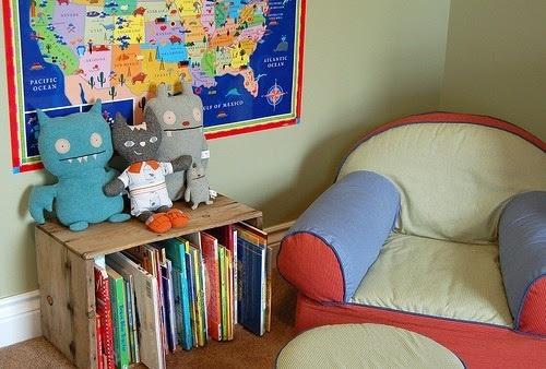 Consejos para crear un rincon de lectura para los ninos3