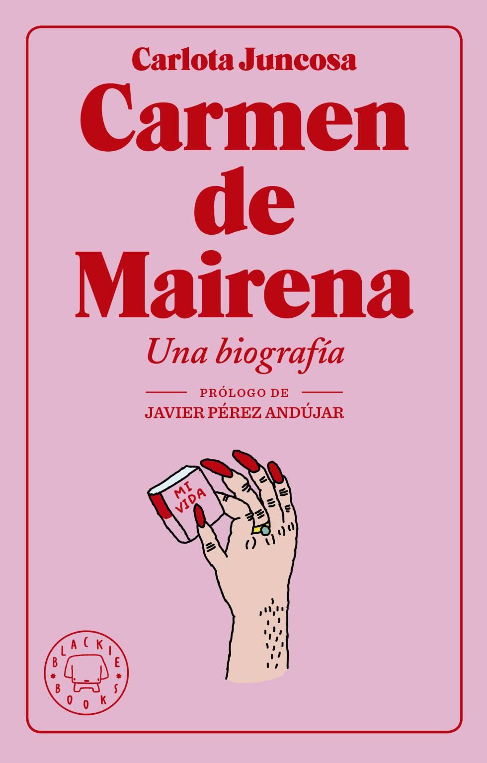 """La biógrafa de Carmen de Mairena: """"Si no me hubieran dado libertad absoluta no habría podido escribir ni dos páginas"""""""
