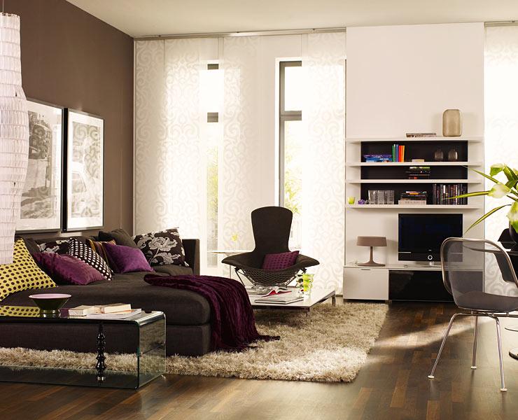 Design : Wohnzimmer Einrichten Beige ~ Inspirierende Bilder Von ... Einrichtungsideen Wohnzimmer Braun