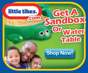 Get a Sandbox or Watertable at LittleTikes.com!