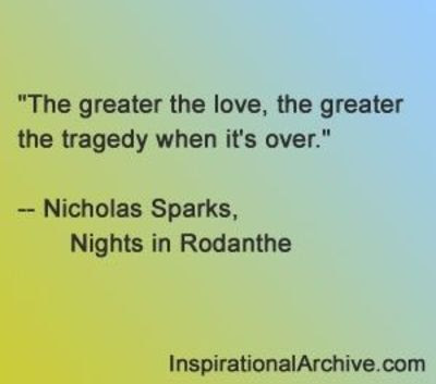 Nicholas Sparks Quote From Nights In Rodanthe Internet Memes