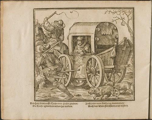 Kunstliche Wolgerissene Figuren by Tobias Stimmer and Christoph Maurer 1605 a