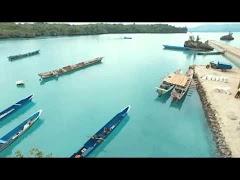 Pantai Meleura Kab Muna Menjadi Tempat Syuting film Jembatan Pensil