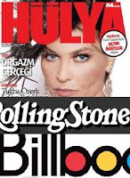 Are music magazines becoming like women magazines in Turkey?