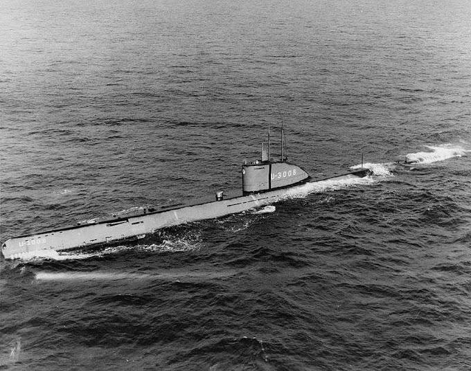 MUNDO - O fim do mistério de submarino que teria sido usado por nazistas para fugir para a América do Sul