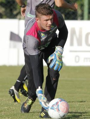 Ricardo Figueirense goleiro (Foto: Luiz Henrique/Figueirense FC)