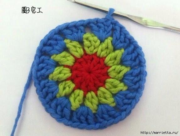 Summer backpack crochet floral motifs (10) (574x435, 144Kb)