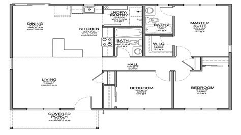small  bedroom house floor plans  bedroom house layouts