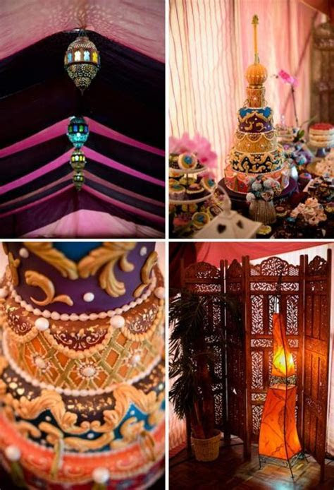 Arabian Nights Wedding Theme   Arabia Weddings