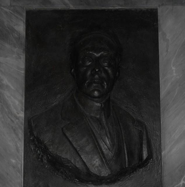 Guido Cremesini, 1950 Ritratto Giacomo Matteotti, cimitero di Fratta Polesine