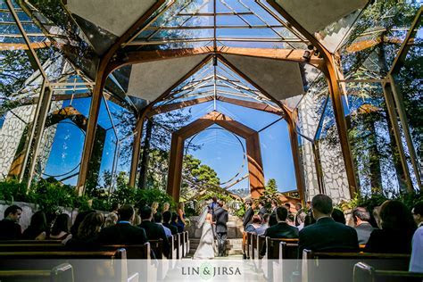 Wayfarers Chapel Wedding   Kevin & Alina