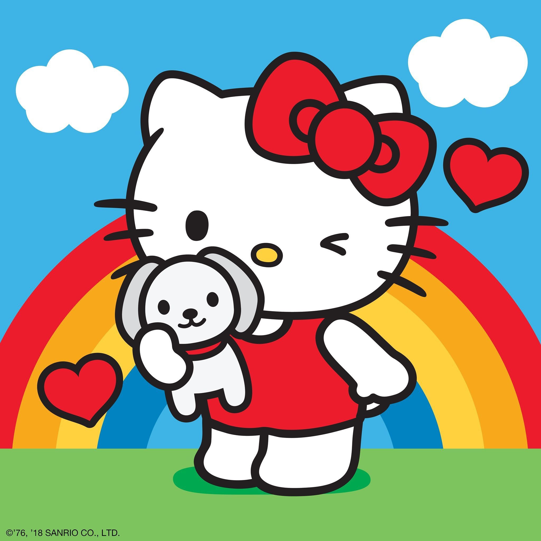 Hello Kitty And Friends Clipart At Getdrawings Free Download