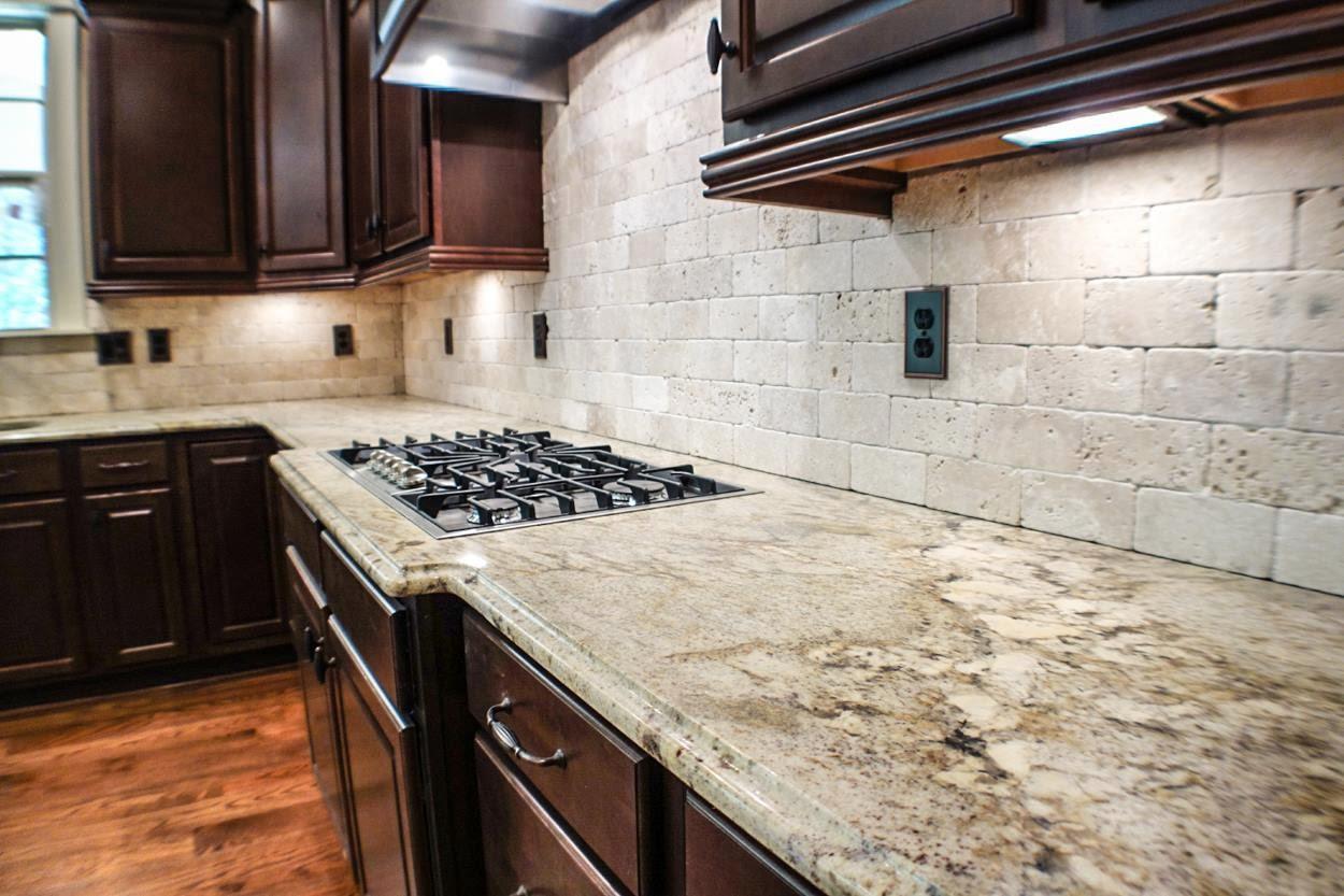 granite kitchen countertop installation 001