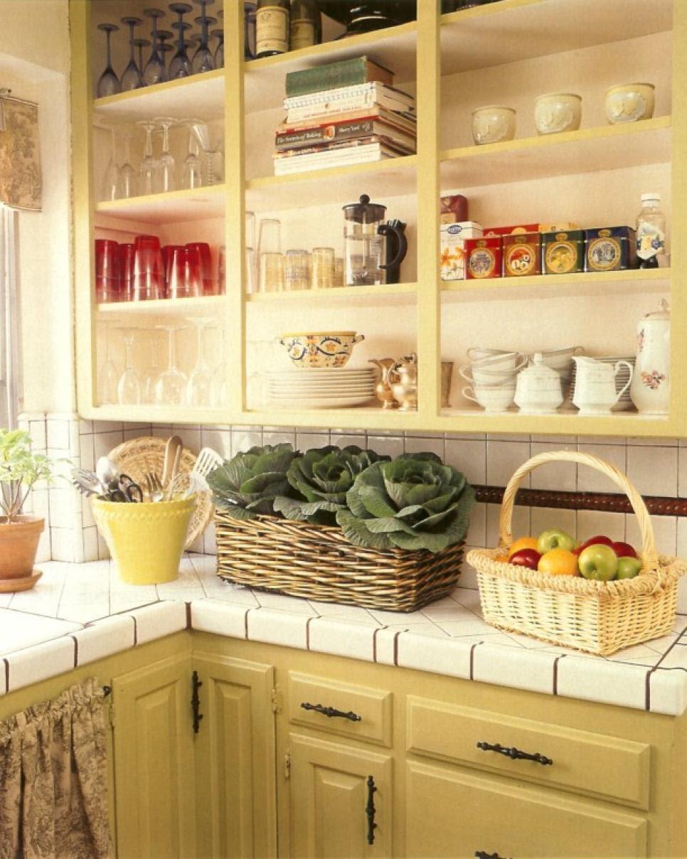 8 Stylish Kitchen Storage Ideas | HGTV