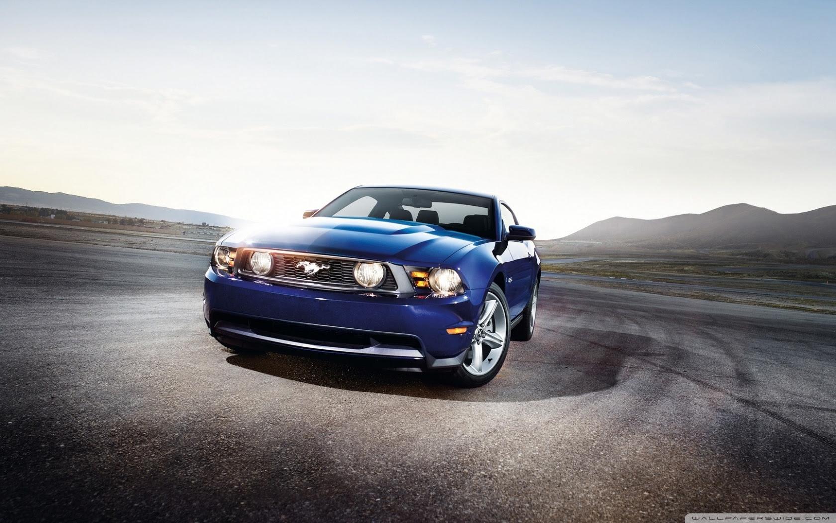 Mustang Shelby Gt500 Wallpaper 4K