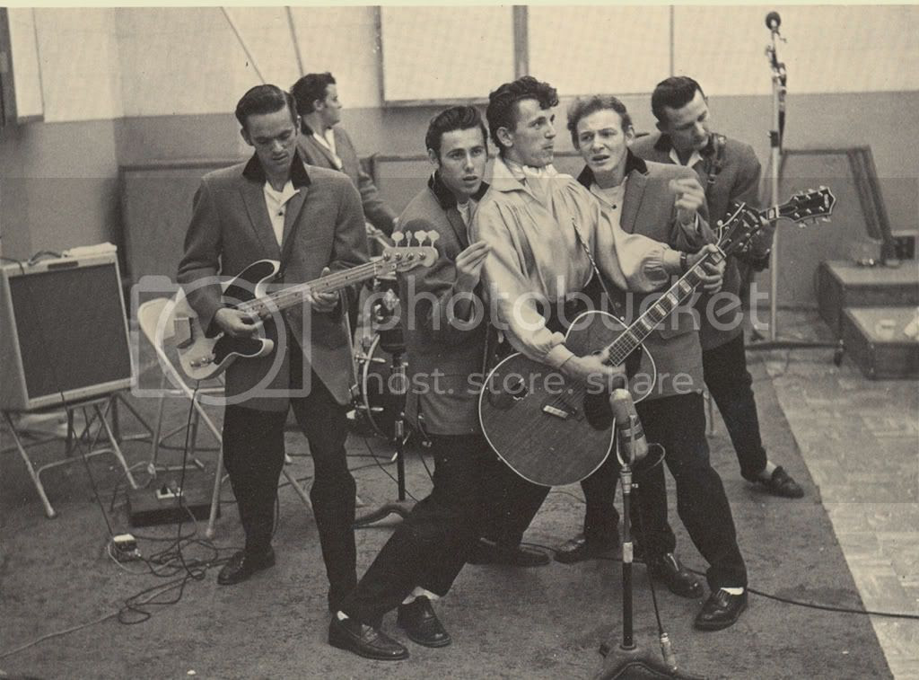 Gene Vincent Pictures, Images and Photos