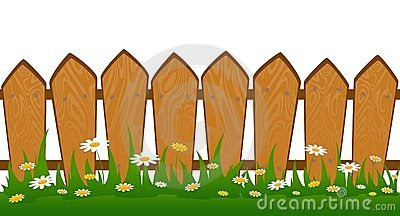fence clipart country fence 15457222