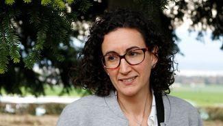 """Marta Rovira: """"El que més m'entristeix és que no sé quan podré tornar"""" (ACN)"""