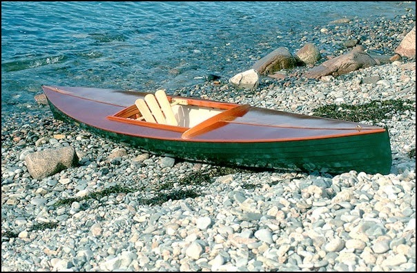 Boat Ihsan: Get Decked canoe plans