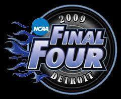 2009 Final Four tournament logo.