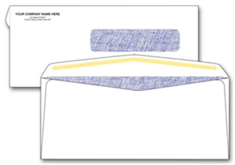 insurance claim envelopes hcfa envelopes