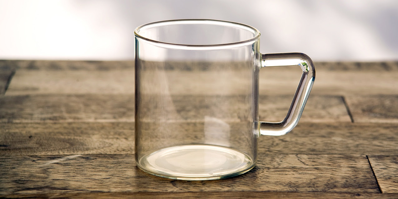 11 Best Glass Mugs for Hot Drinks in 2018 - Chic Clear Glass Coffee Mugs