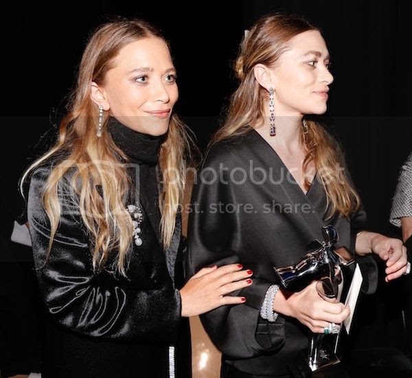 olsens anonymous 12 olsen twinsinspired drop earrings to
