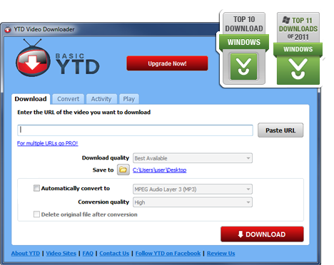 Add On Easy Youtube Video Downloader