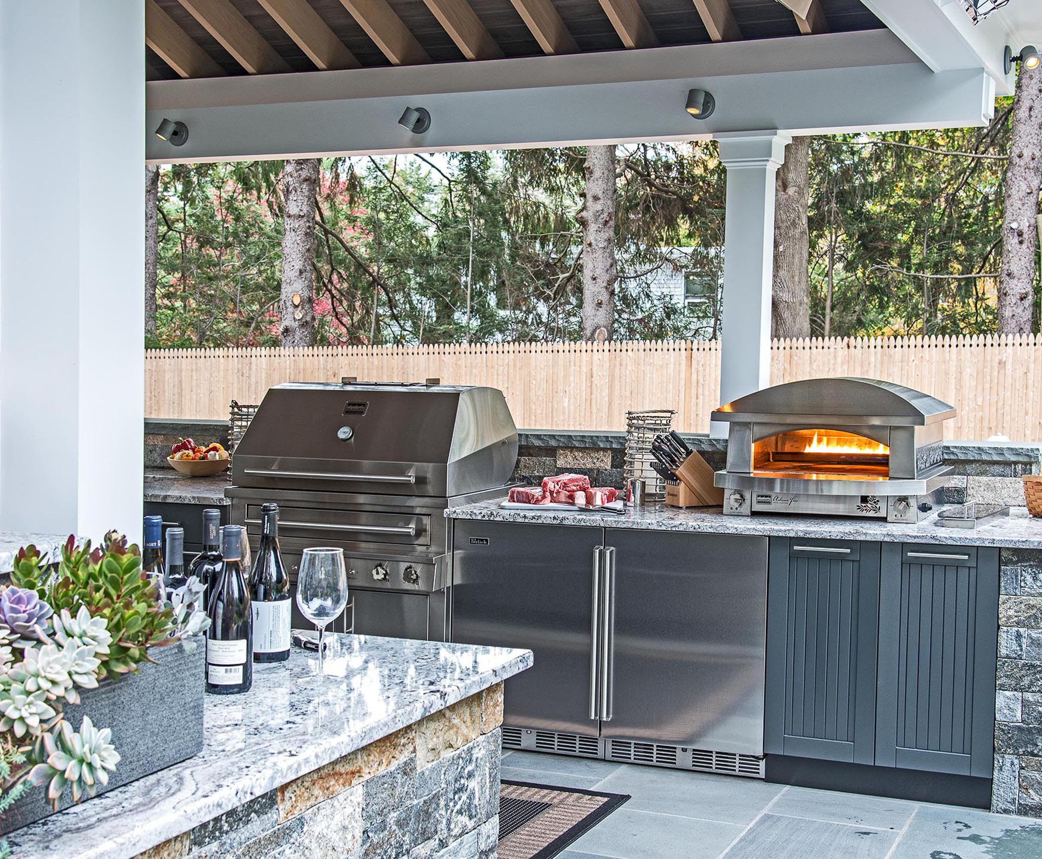 Outdoor Kitchen for Your Patio - Design Build Planners