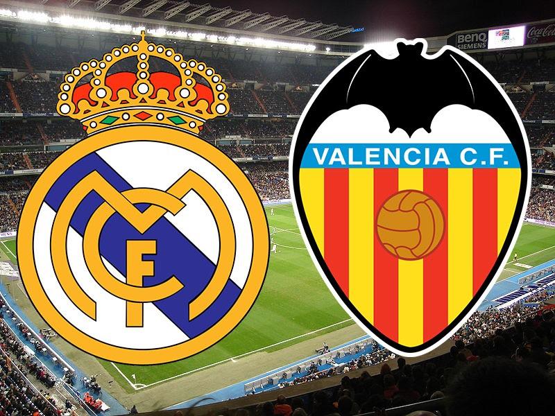ريال مدريد وفالنسيا بث مباشر