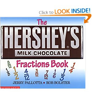 The Hershey's Milk Chocolate Bar Fractions Book
