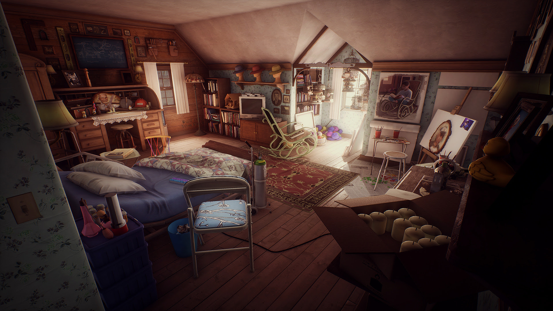 What Remains Of Edith Finch A First Person Game Where You Re The