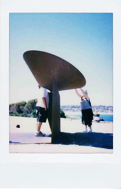 Sculpture by The Sea - INSTAX 1