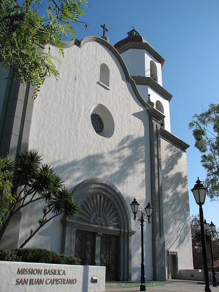 File:Mission Basilica in San Juan Capistrano.jpg