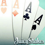 New Daily Freerolls and Free Casino Bets at Juicy Stakes