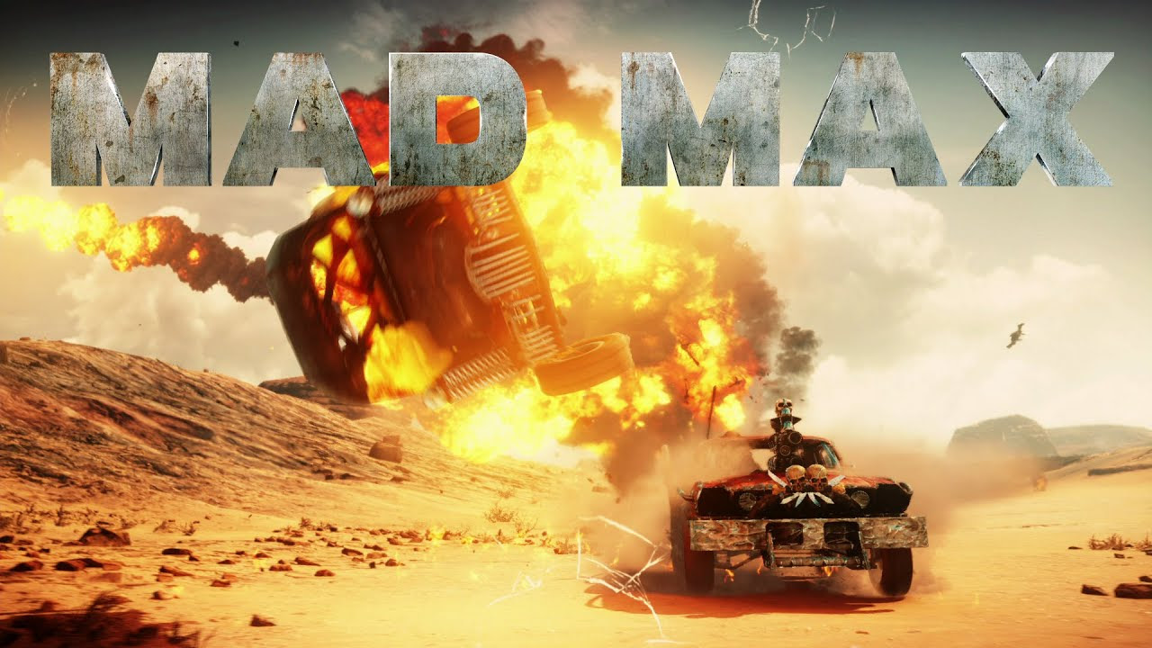 Review เกมคอม Mad Max