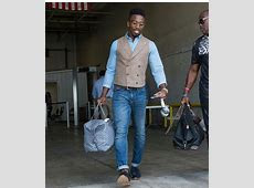 """STYLE: NFL Tyrod Taylor Wants The 2016 """"NFL Best Dressed"""" Spot"""