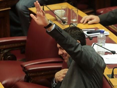 Ο Μικρός μάγος έχει συνηθίσει να λέει όχι και στην ψηφοφορία από την βιασύνη του είπε όχι !