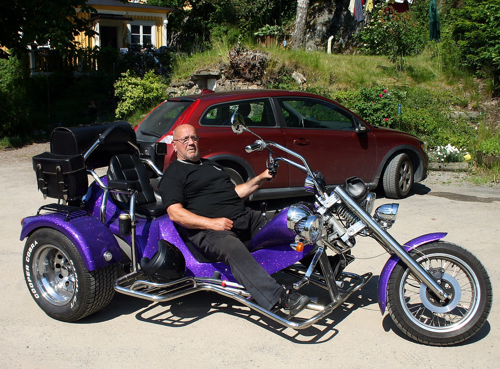 Cool trike of the Day