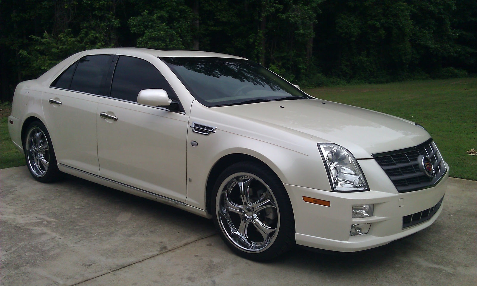 2008 Cadillac STS - Pictures - CarGurus