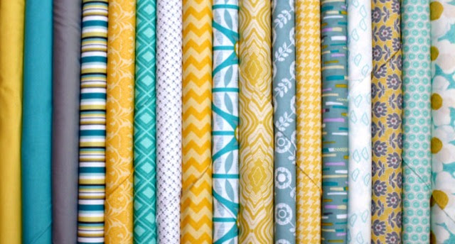 Sun on Sea custom bundle for Friday's Fabric Giveaway!!