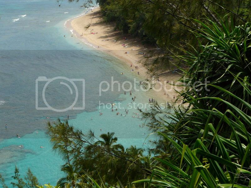 Kealia Beach in Hawaii