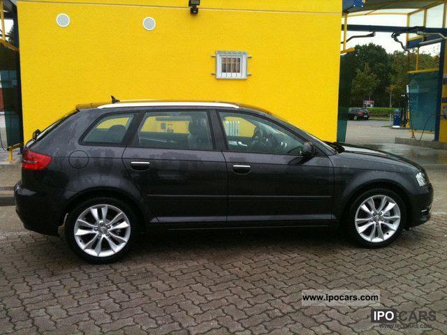 Audi A3 Sportback Ambition 2012