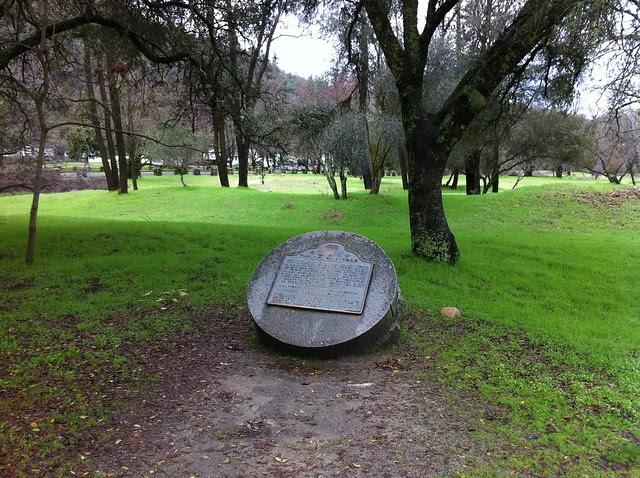 California Historial Landmark #748