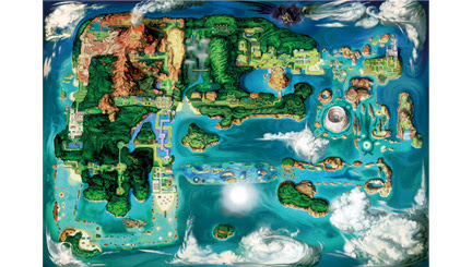 Pokémon Omega Ruby and Pokémon Alpha Sapphire  Pokémon