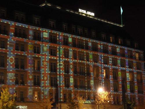 Berlin - Adlon - Nacht der Lichter