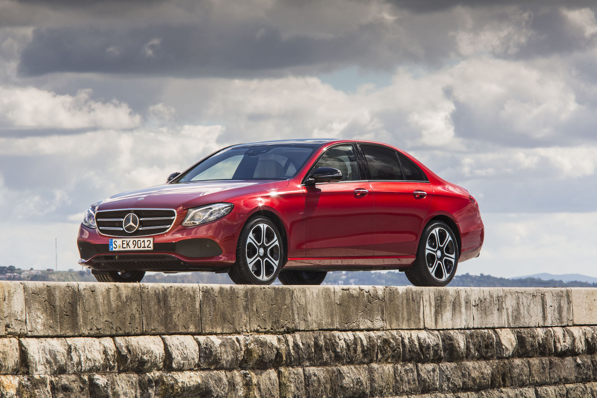 New Mercedes-Benz E-Class priced lower than outgoing model