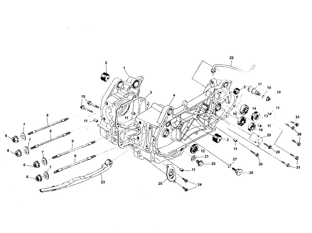 29 Hammerhead Go Kart Parts Diagram
