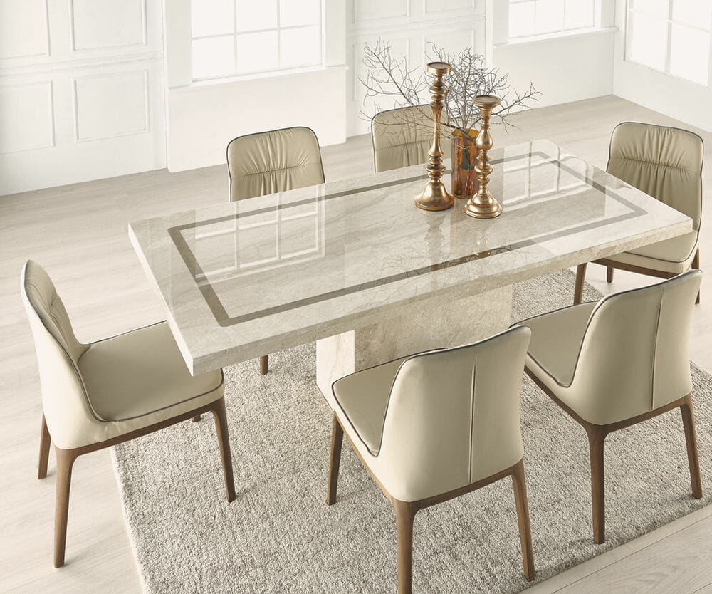 Get dinner party ready with these dining tables  Homes